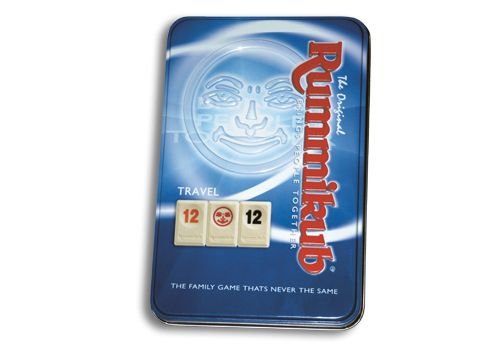 Rummikub Tin Travel