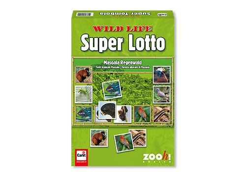 Wild Life Super Lotto